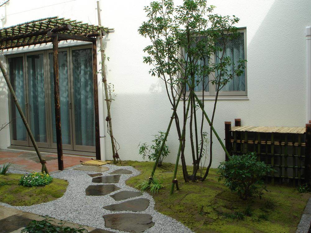 造園工事樹木管理和洋庭園の設計施工